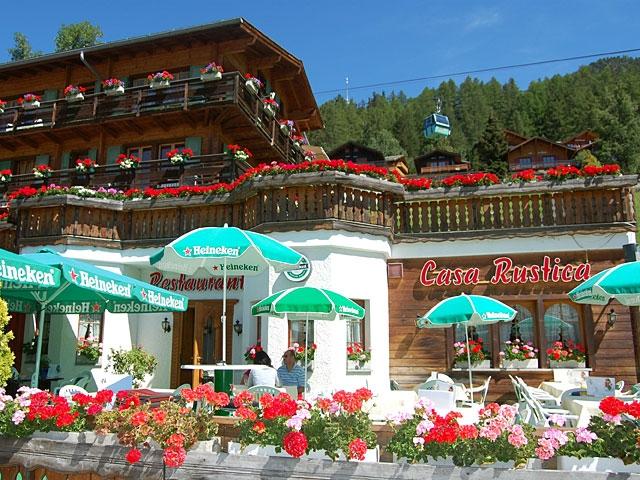 Casa Rustica - Wirteverein Ferienregion Grächen, St.Niklaus